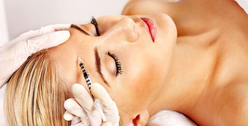 botox, usuwanie zmarszczek twarzy